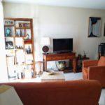 Agencement d'une pièce de vie d'un appartement à St Nazaire.