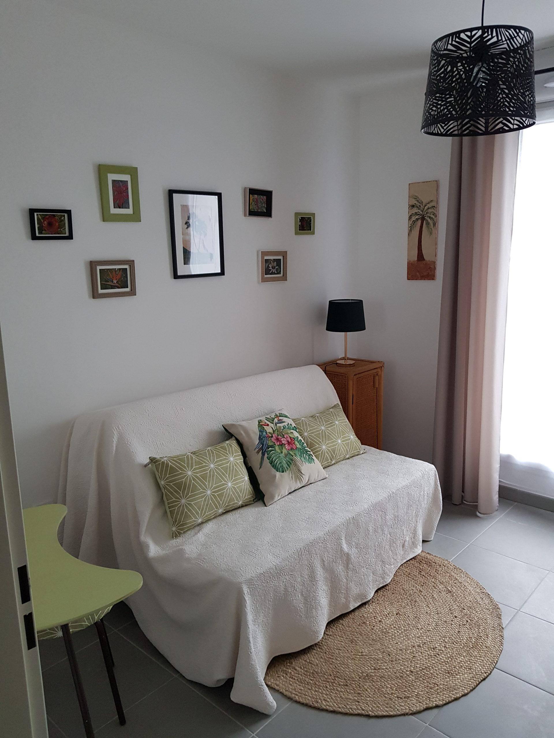 chambre d'ami exotique karine-décoration