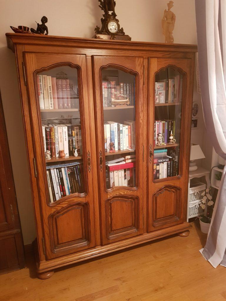 meuble relooké avant karine décoration