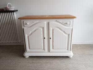 meuble relooké après karine décoration