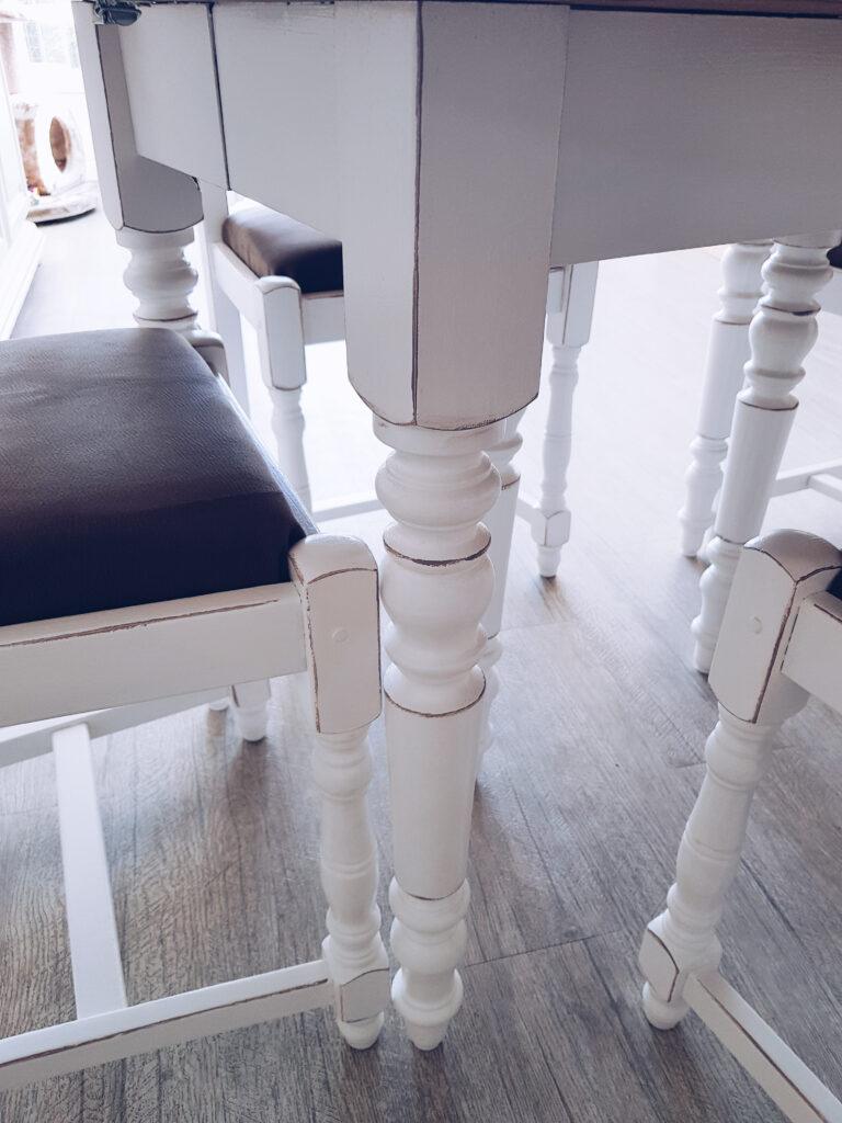 détail relooking meuble karine décoration